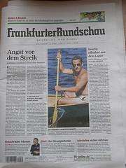 Titelseiten vom 06. August 2007