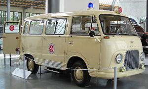 """Deutsch: Ford FK 1000 """"Transit"""", Baujahr 1962,..."""