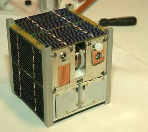 The Norwegian satellite nCUBE2.