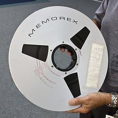 Apollo Data Tape