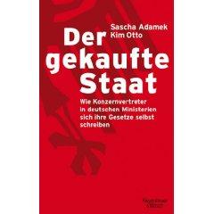 Buchcover: Der gekaufte Staat