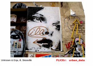 SCHMERZ! Schmerz kann durch Ablenkung gelindert werden Von urban_data (FlickR)