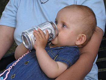 Česky: Alkohol dětem nepatří  http://jan.zlatylist.org