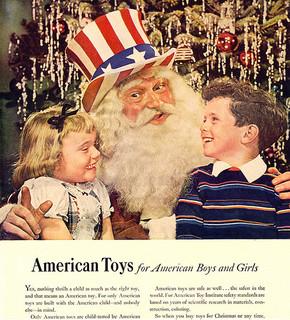 1948 - propaganda Santa